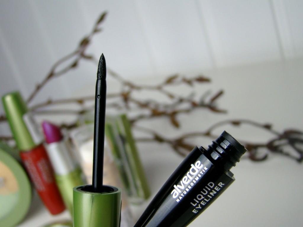 Alverde Liquid Eyeliner